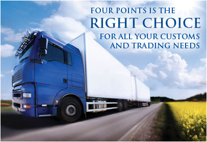 Four Points Customs Brokers - Home